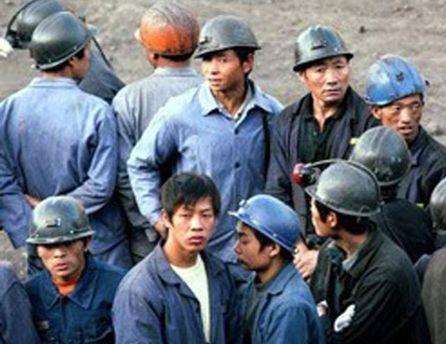 Китайські шахтарі