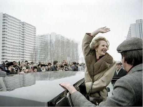 Выдающиеся политики о Маргарет Тэтчер