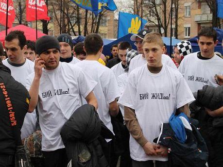 Мітинг у Черкасах