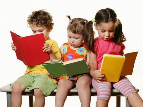 На популяризацію читання треба 550 мільйонів