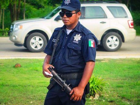 Поліція Мексики
