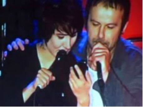 Вакарчук и Земфира спели хит The Beatles (Видео)