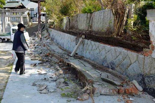 Наслідки ранкового землетрусу