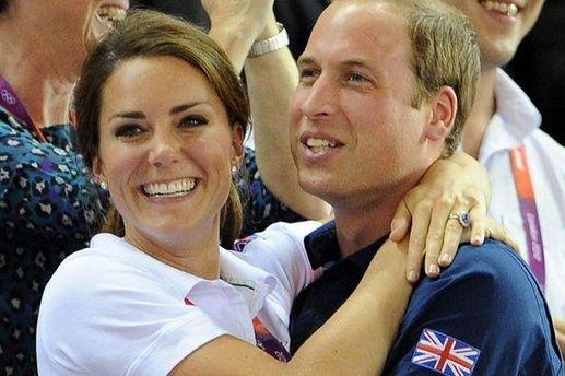 Герцог та герцогиня Кембриджські