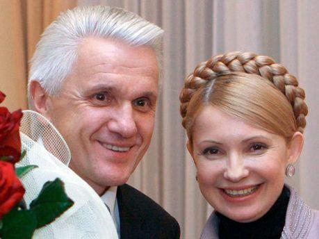Литвин говорит, что с Тимошенко его многое связывало