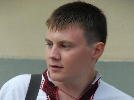 Олександр Аронець