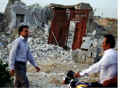 Землетрус в Ірані