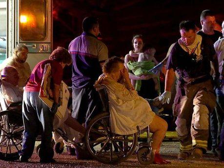 Постраждалі внаслідок вибуху у Техасі