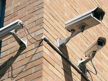 Камери відеоспостереження