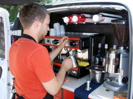 Кава з автомобіля