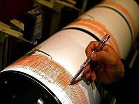 Сейсмологи зафіксували землетруси
