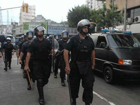 Полиция Аргентины