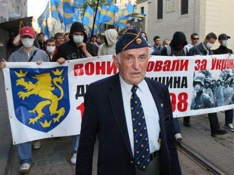 Марш в честь воинов дивизии