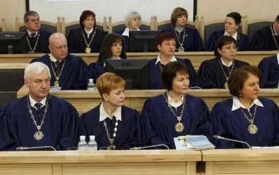 Судді ВАСУ