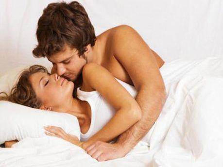 Як потрбно займатися першим сексом