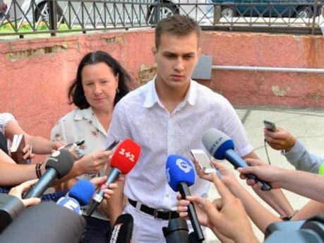 Вадим Титушко и Нина Москаленко