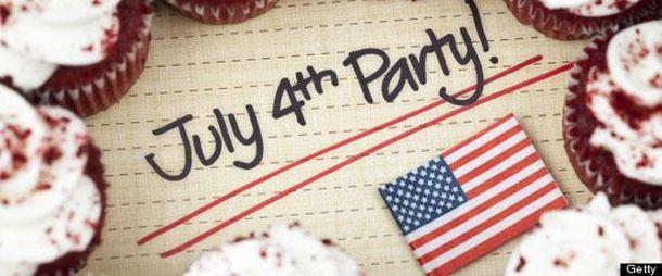 4 июля - праздник