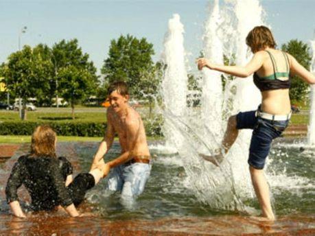 В Украине будет жаркая погода