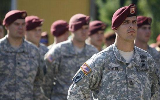 Військові, що беруть участь у навчанні