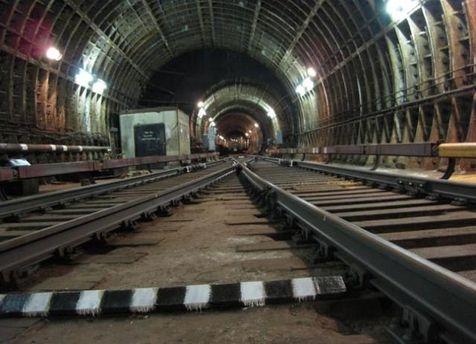 Тунель метро