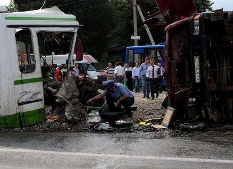 Аварія під Москвою