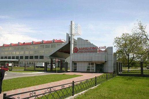 Борщаговский завод
