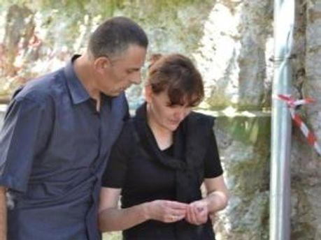 Родители Дианы Сидельник