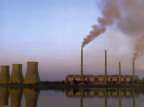 Промышленное производство в Украине сократилось