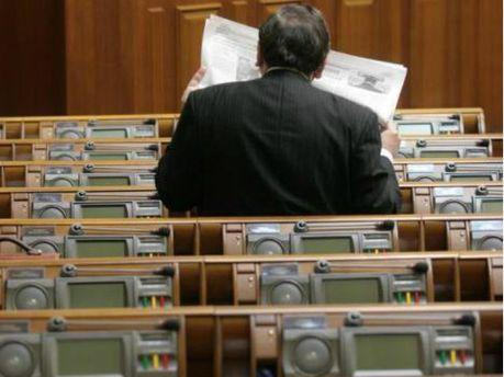Украине нужны новые политики