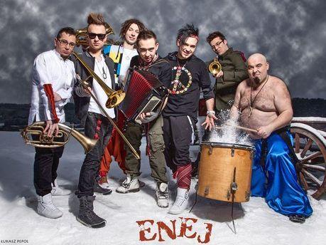 Группа Enej
