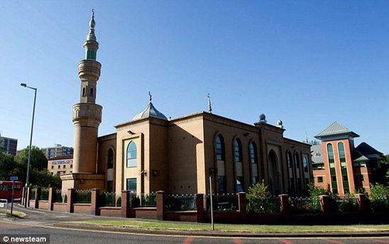 Мечеть в Вулверхэмптоне