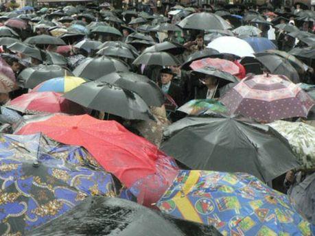 Сегодня в Украине будет штормить