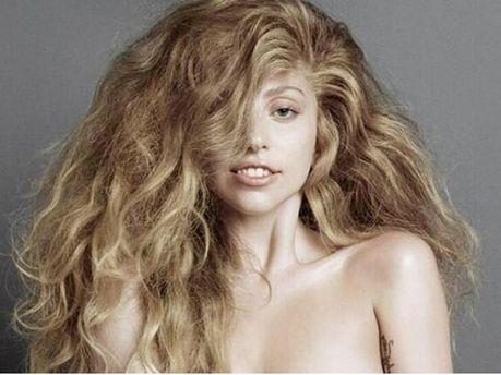 Леди Гага снялась в откровенной фотосессии