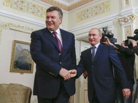 Віктор Янукович та