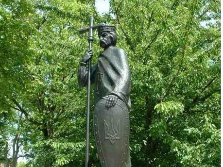 Пам'ятник Володимиру Великому у Лондоні