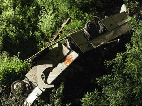 Аварія автобуса на півдні Італії