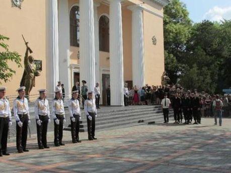 Похорон мера Феодосії