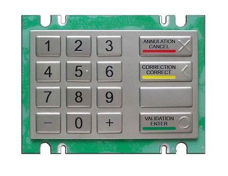 Кнопки банкомату
