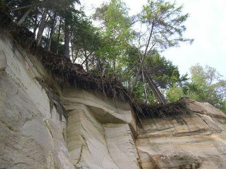 Петровські скелі