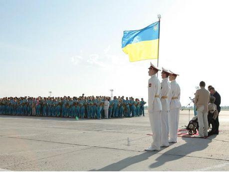 Українська команда Дефлімпійських ігор