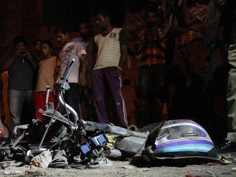 вибух у Пакистані