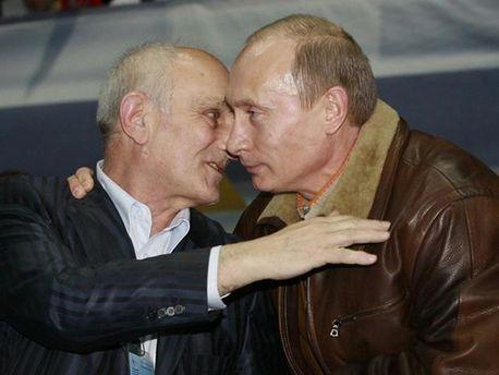 Путин и Рахлин