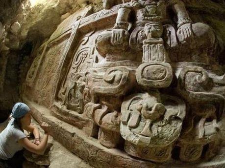 Фігури майя
