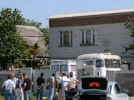 Дом, где случилось убийство
