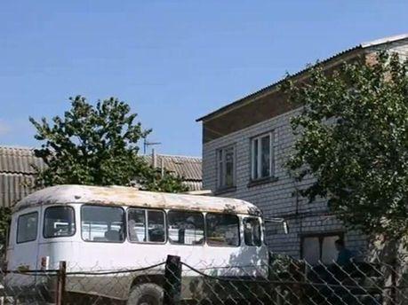 Будинок, де трапилася трагедія