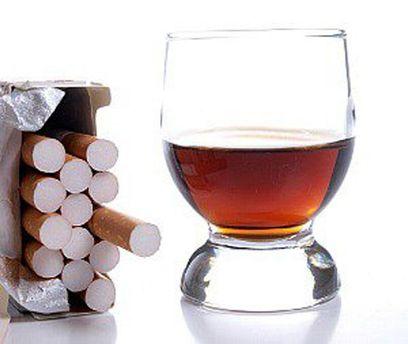 Алкоголь та тютюн