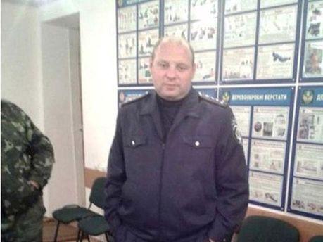 Євген Дрижак
