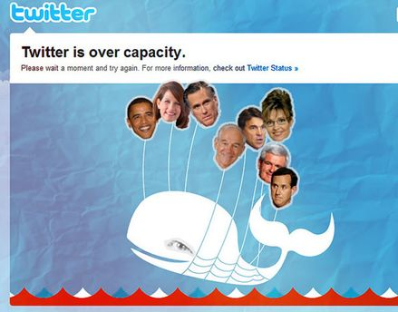 Знаменитые пользователи на Twitter