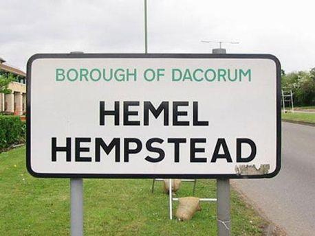 Хемел-Хемпстед - найогидніше місто Британії, - опитування