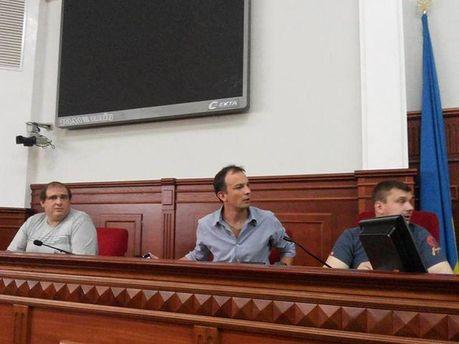 Блокирование Киевсовета
